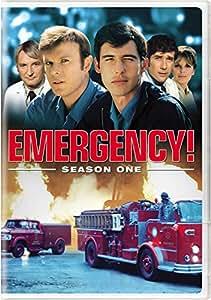 Emergency Season One Edizione Stati Uniti Italia DVD