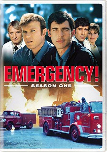 Emergency! Season One (Emergency Dvd)