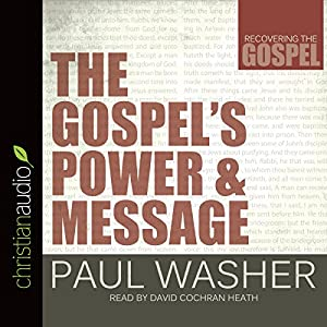The Gospel's Power and Message Hörbuch