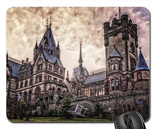 Mouse Pads - Castle Drachenburg KOnigswinter Germany Historically