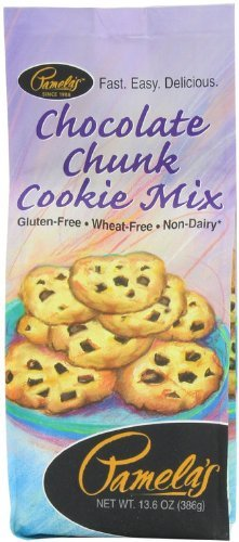 Pamelas Mix Ckie Wfgf Incrdbl Chcchp by Pamela's Products