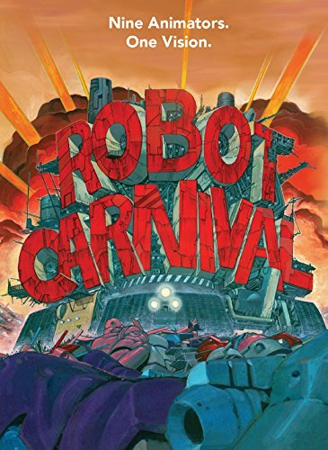 Robot Carnival [DVD] [Region 1] [US Import] [NTSC]