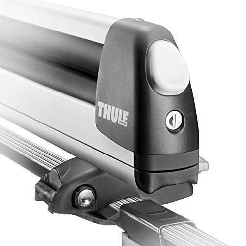 Thule 92726 Universal Pull Top Snowsport Carrier with Locks by Thule