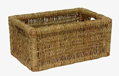 Extra Large Seagrass Storage Basket by Red Hamper