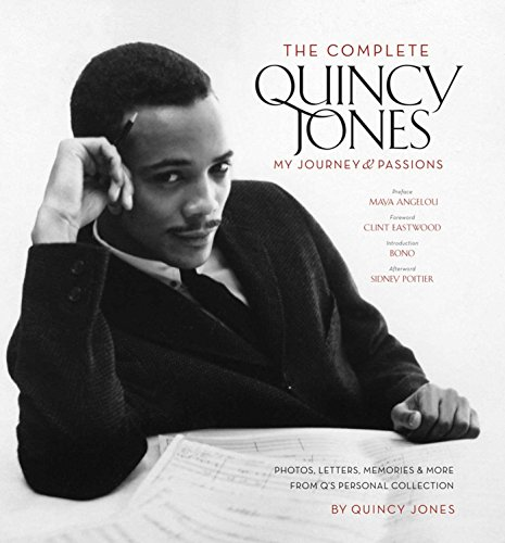 Jones Photo Art - The Complete Quincy Jones: My Journey & Passions: Photos, Letters, Memories & More from Q's Personal Collection