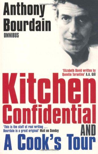 Anthony Bourdain Omnibus Kitchen Confidential