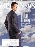 Phillippe Jaroussky, Camille Saint-Saens, Sydney Mancasola - May, 2014 Opera News Magazine