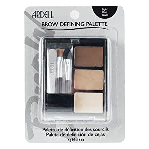 Ardell Brow Powder, Pallet Light
