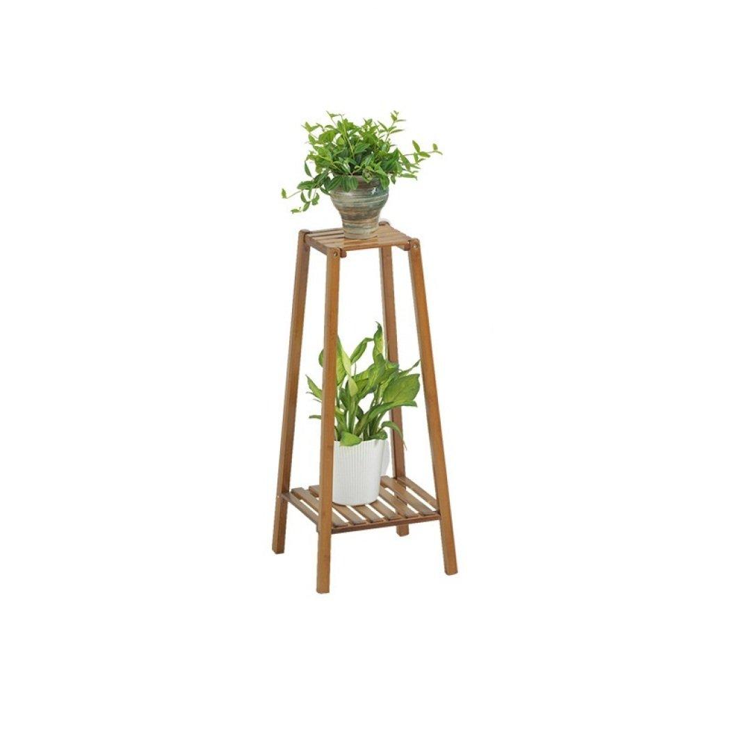incentivi promozionali Scaffale di di di visualizzazione di vaso di esposizione della pianta di esposizione della pianta di legno per la serra all'aperto dell'interno del giardino,2 Tier  risparmia il 60% di sconto e la spedizione veloce in tutto il mondo