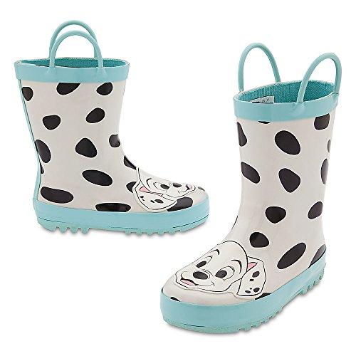 Disney 101 Dalmatians Rain Boots - Kids Size 12