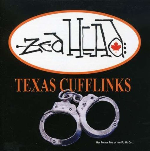Texas Cufflinks by Zed Head (Zed Head compare prices)
