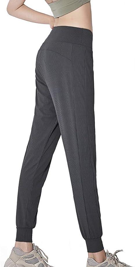 Pantalones de harén de Yoga Jogger para Mujer Pantalones de ...