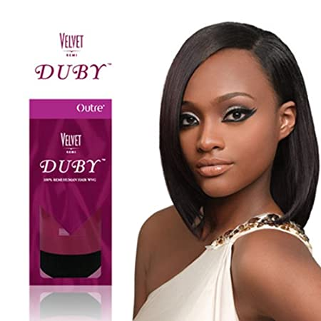 Amazon velvet remi duby human hair weave 1b by outre amazon velvet remi duby human hair weave 1b by outre human hair box beauty pmusecretfo Image collections