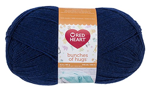 - Red Heart Bunches of Hugs, Sapphire Yarn