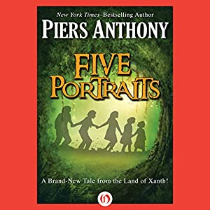 Five Portraits Audiobook