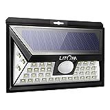 Litom LTCD117AB 40 LED Solar Lights