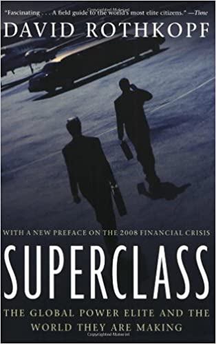 David Rothkopf Superclass Liste