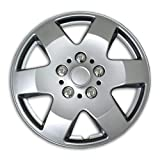 1987 chevy caprice hub caps - TuningPros WSC2-052S15 Hubcaps Wheel Skin Cover Type 2 15-Inches Silver Set of 4