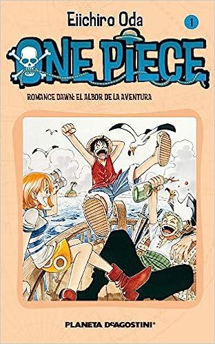 One Piece 1: Amanecer de una aventura