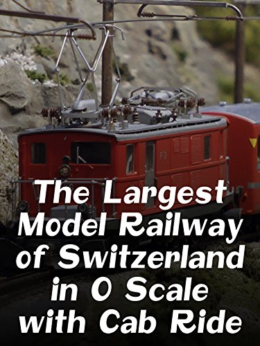 The Largest Model Railway of Switzerland in O Scale, used for sale  Delivered anywhere in USA