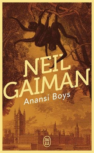 Download Anansi Boys (French Edition) ebook