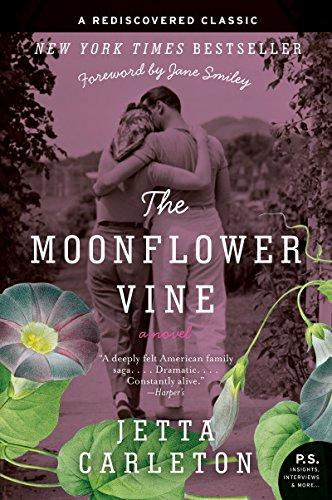 The Moonflower Vine: A Novel (P.S.) cover