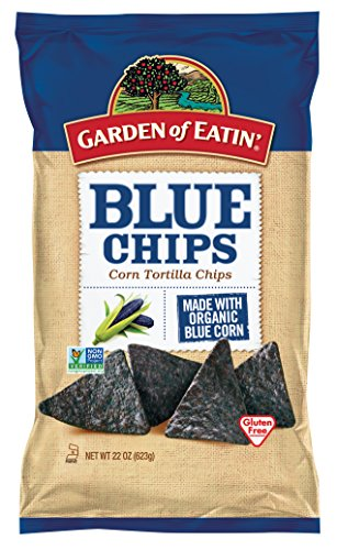 Garden of Eatin' Blue Corn Tortilla Chips, 22 oz.