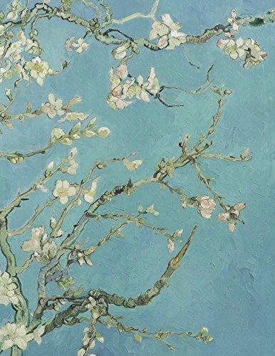 (600 Page Sketchbook: Vincent Van Gogh Almond Blossom Art Journal for Doodling and Sketching)