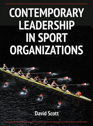 the issue of contemporary leadership in sport organization