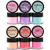 Mia Secret -Sweet Nail Acrylic Powder collection set of 6