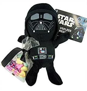 Star Wars The Force Awakens Valentine Darth Vader Plush Toy, 7 Inch