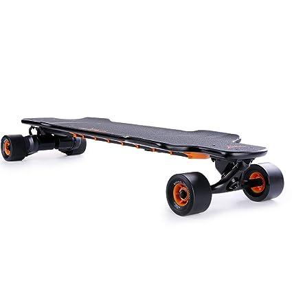 Remote Control Skateboard >> Amazon Com Buffalo F Electric Skateboard 39 Single Dual Motor