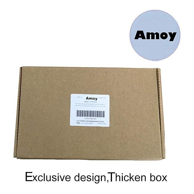 Amoy Filtros Accesorio de Reemplazo Compatible Conga Excellence 990 aspiradores,10 Sets: Amazon.es: Hogar