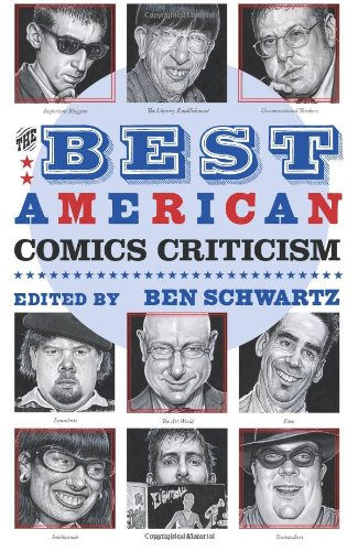 Best American Comics Criticism PDF