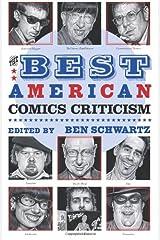 Best American Comics Criticism Paperback