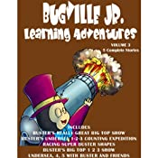 Bugville Jr. Learning Adventures Collection #3 | Robert Stanek