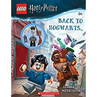 Deals on Back to Hogwarts LEGO Harry Potter: Activity Book w/Minifigure