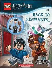 Back to Hogwarts With Minifigure Lego Harry Potter: Amazon.es ...