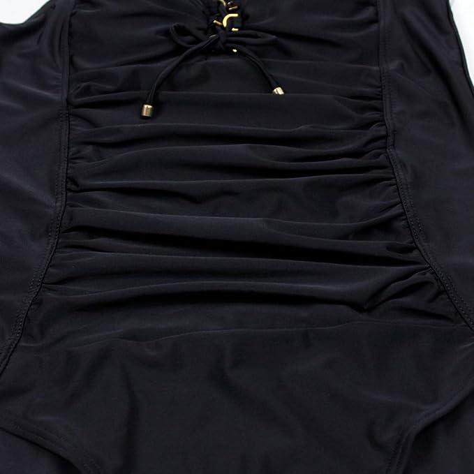 d7f88645cccbf Amazon.com  Fainosmny Womens Swimwear One Pieces Swimsuits Sexy Summer  Backless Beachwear Sling Bikini Slim Tankini Bathing Suit  Clothing