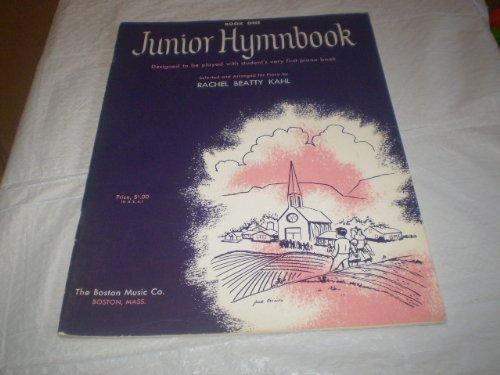 JUNIOR HYMNBOOK BOOK 1 RACHEL KAHL 1957 SONGBOOK E14