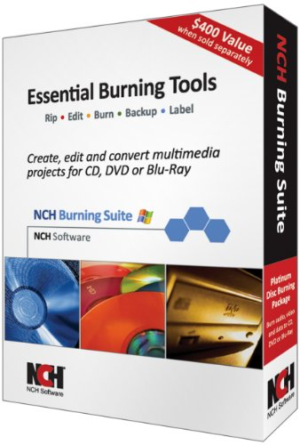 Burning Suite Platinum by NCH Software