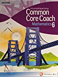 Common Core Coach Mathematics 6 (ARIZONA)