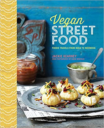 Vegan Street Food by Jackie Kearney - £11.89 on Amazon