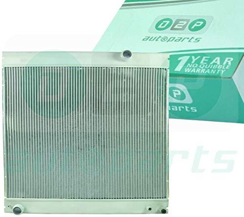 D2P PCC000850, PCC 000850 Engine Cooling Radiator, INTERCOOLER: