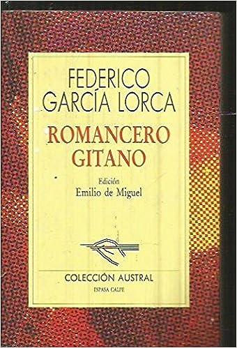 Romancero Gitano (Spanish Edition)