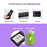Mini Wireless Keyboard/Air Remote