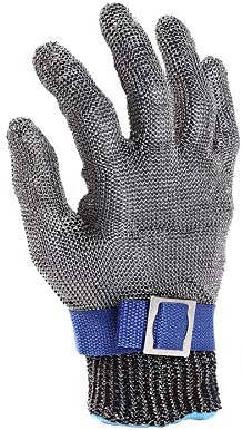Resistant Gloves Stainless Butcher Cutting fishing product image