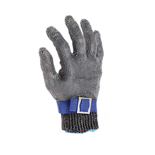 Resistant Gloves Stainless Butcher Cutting fishing