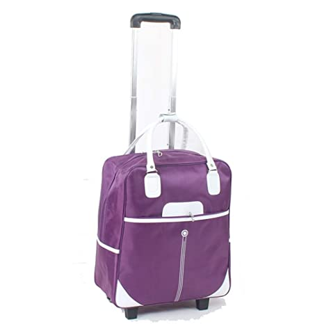 Amazon.com: Bolsas de viaje para arrastre de mano a corta ...