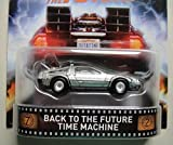HOT WHEELS BACK TO THE FUTURE TIME MACHINE RETRO